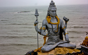 Stay near Murudeshwara